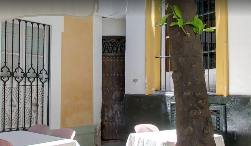 La historia de la casa más estrecha de Sevilla