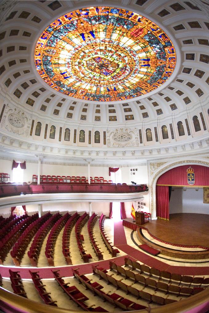 Sevilla Teatro Plaza de España