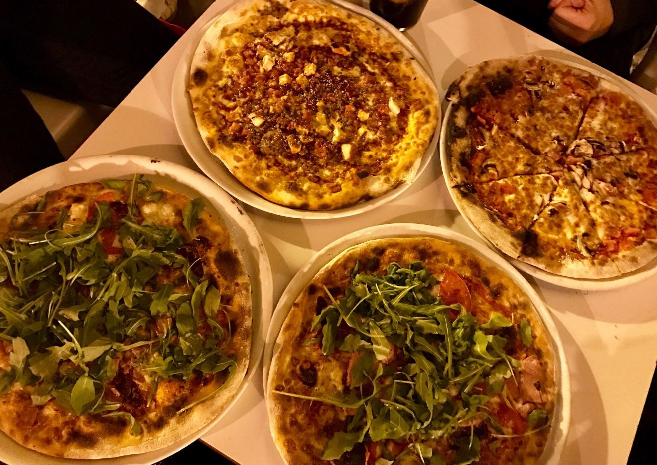Pizzeria de Sevilla
