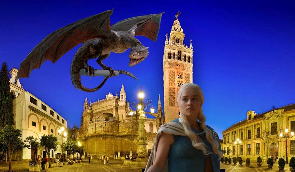 HBO quiere rodar la última temporada de 'Juego de Tronos' en Sevilla