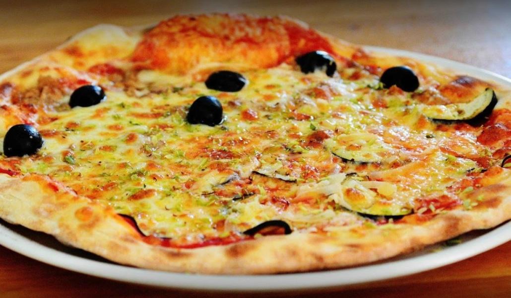 El Nómada: la pizza con mejores vistas de Sevilla