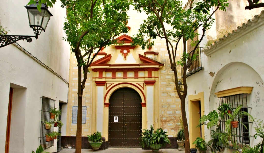 La Plaza de la Escuela de Cristo: uno de los mejores secretos de Santa Cruz