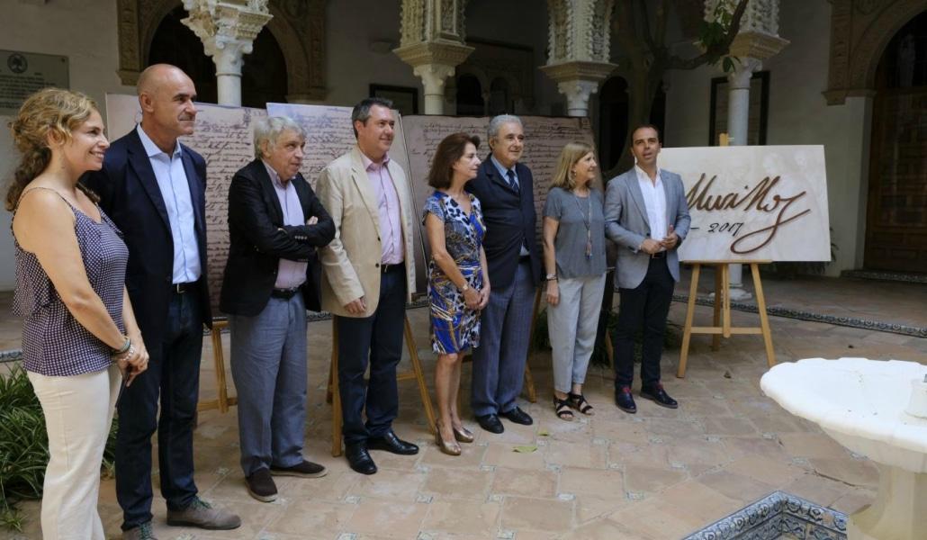 18 espacios participarán en el itinerario cultural del Año Murillo