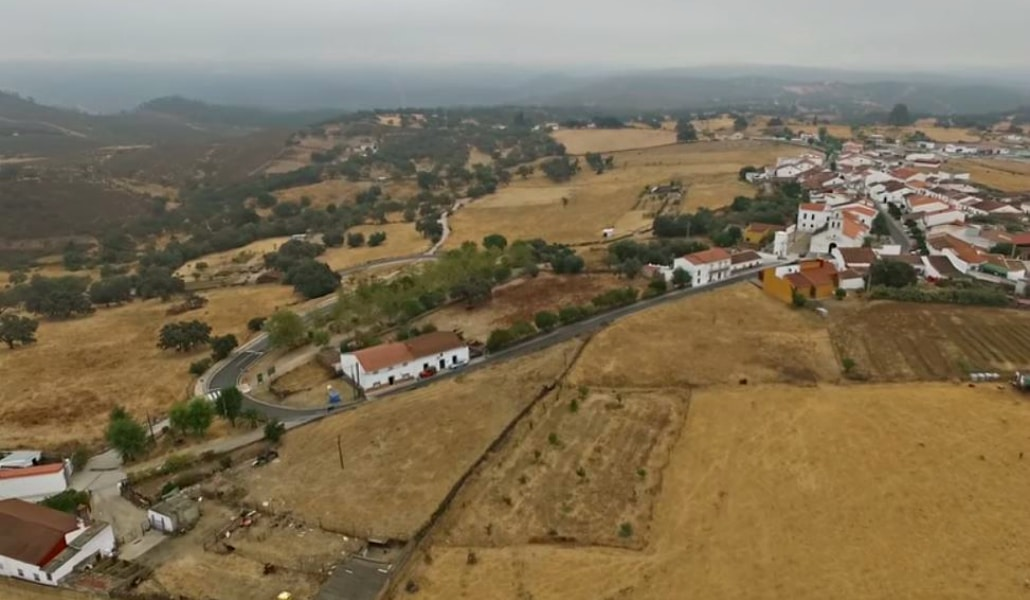 El Madroño: ¿cómo se vive en el pueblo con menos habitantes de Sevilla?