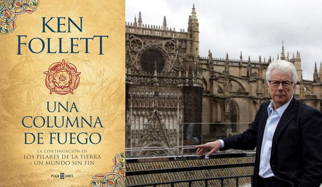 La novela de Ken Follett ambientada en Sevilla llega este otoño