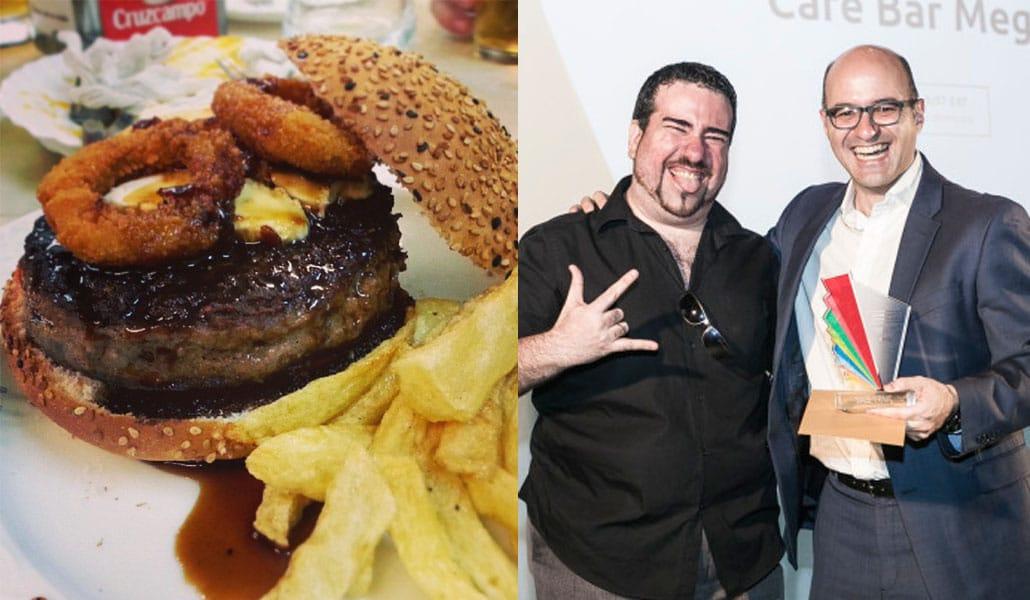 Just Eat elige Café Bar Mega como mejor restaurante andaluz