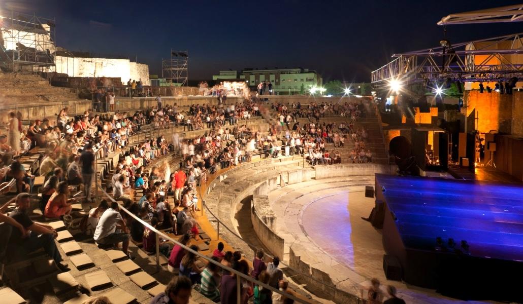 Este verano vuelve el ciclo de teatro en Itálica