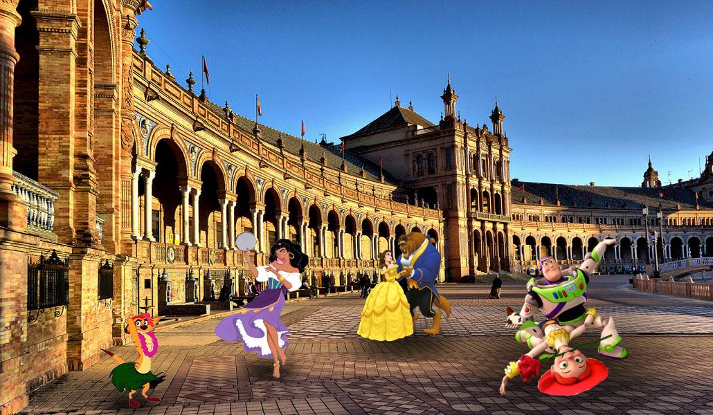 12 veces en las que Disney explicó tu vida en Sevilla
