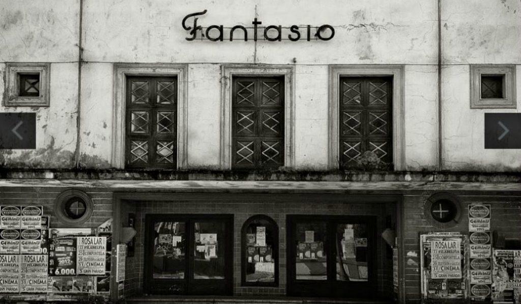 La leyenda del fantasma del cine Fantasio