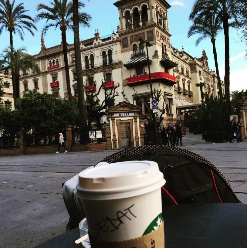 Starbucks Sevilla