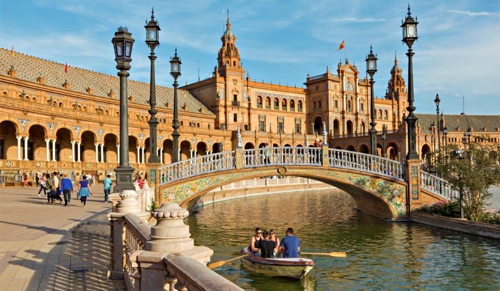 7 Turistadas que has hecho alguna vez en Sevilla