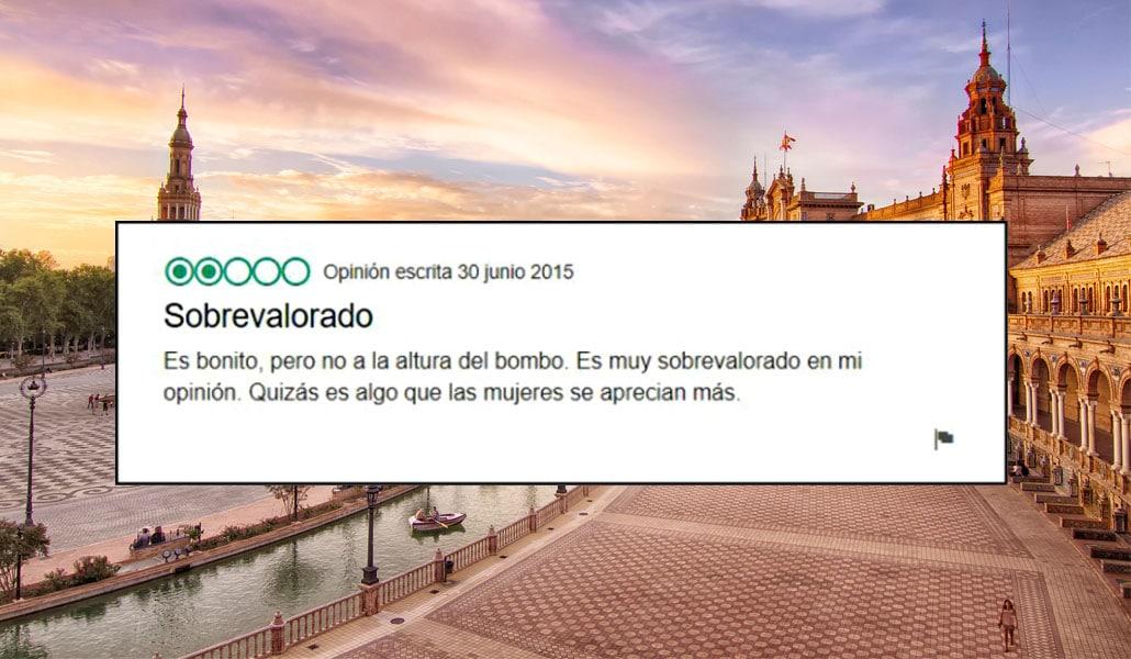 Los peores insultos que le han dedicado a la Plaza de España