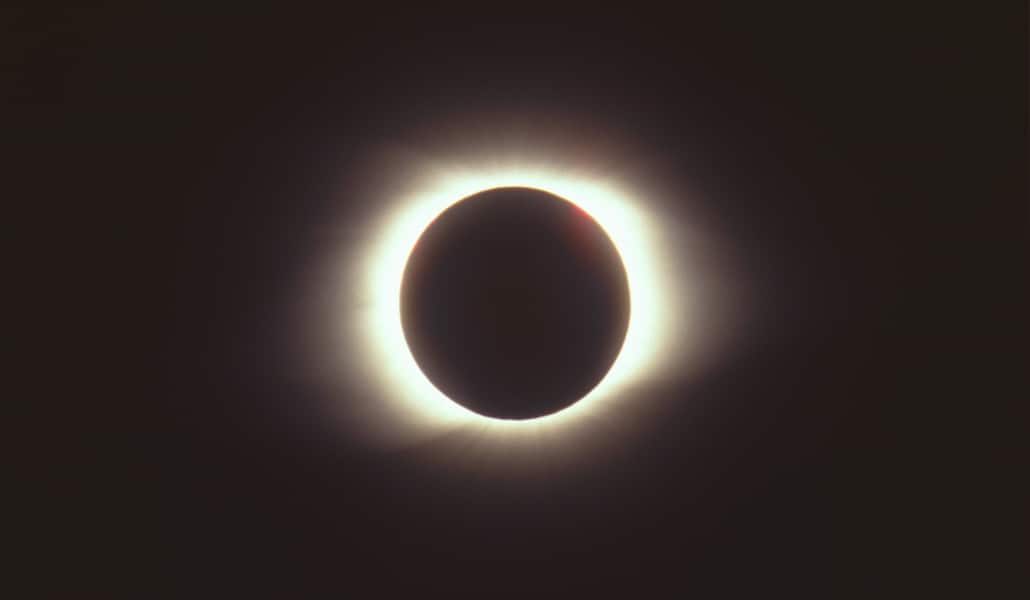 Este lunes veremos un eclipse solar desde Sevilla
