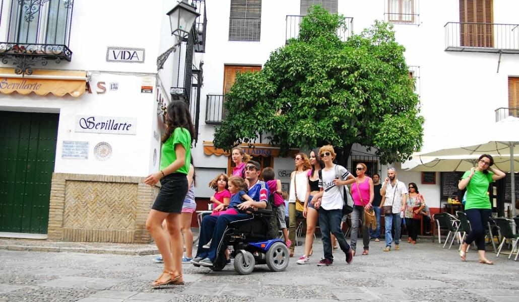 Sevilla quiere mejorar la accesibilidad universal