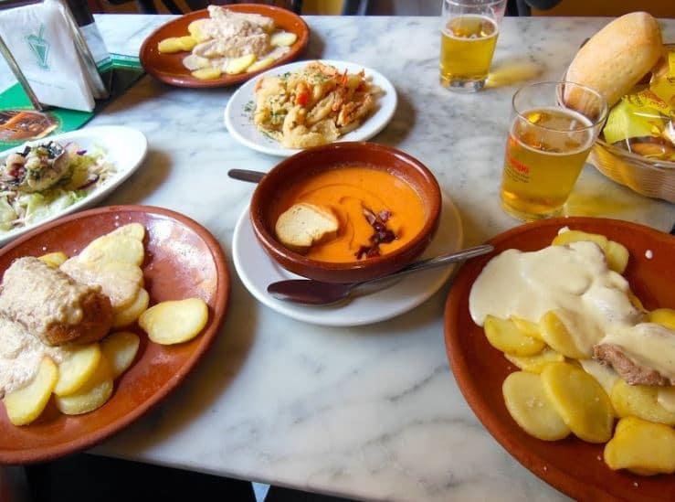 Coloniales Taberna Sevilla