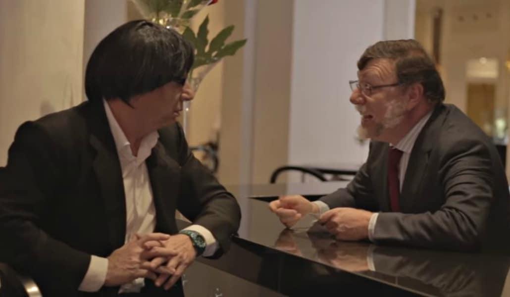 Los Morancos parodian a Rajoy y Puigdemont en su último videoclip