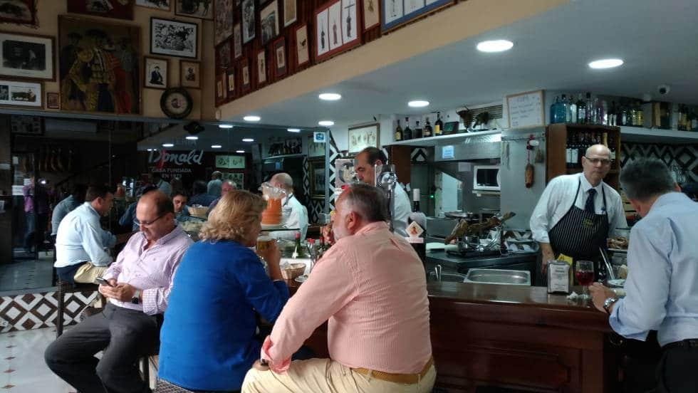 Bar Sevilla