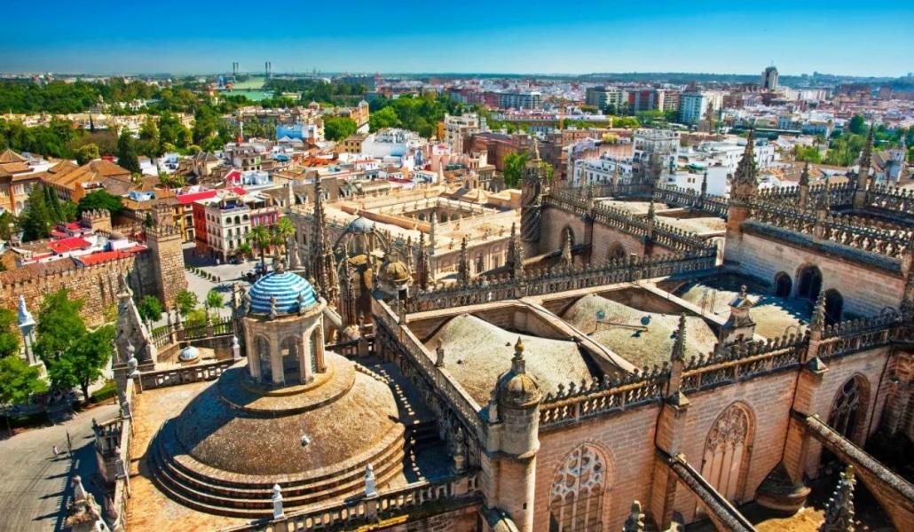 Sevilla es elegida la mejor ciudad para viajar en 2018