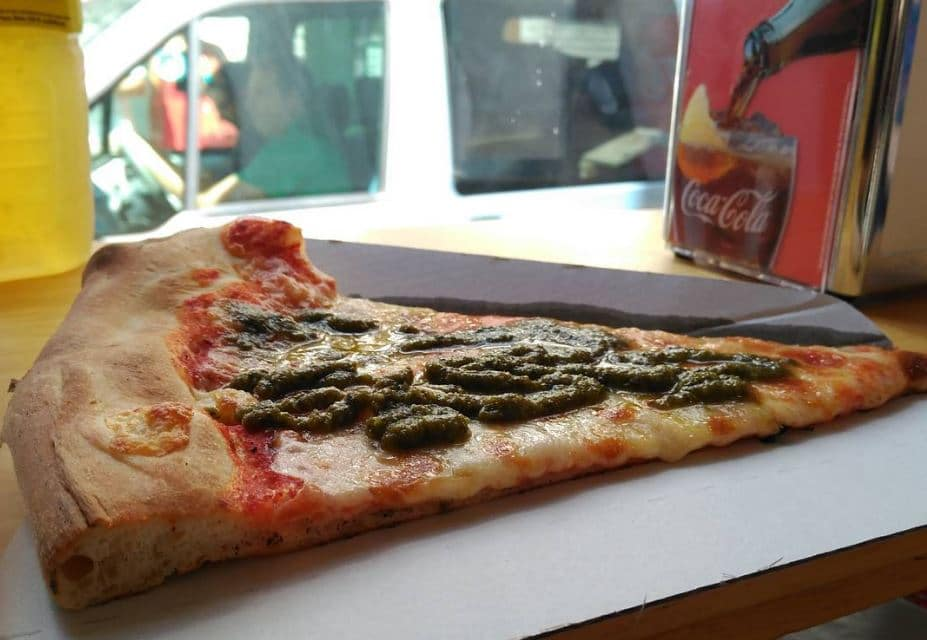 La Tradizionale pizza Sevilla