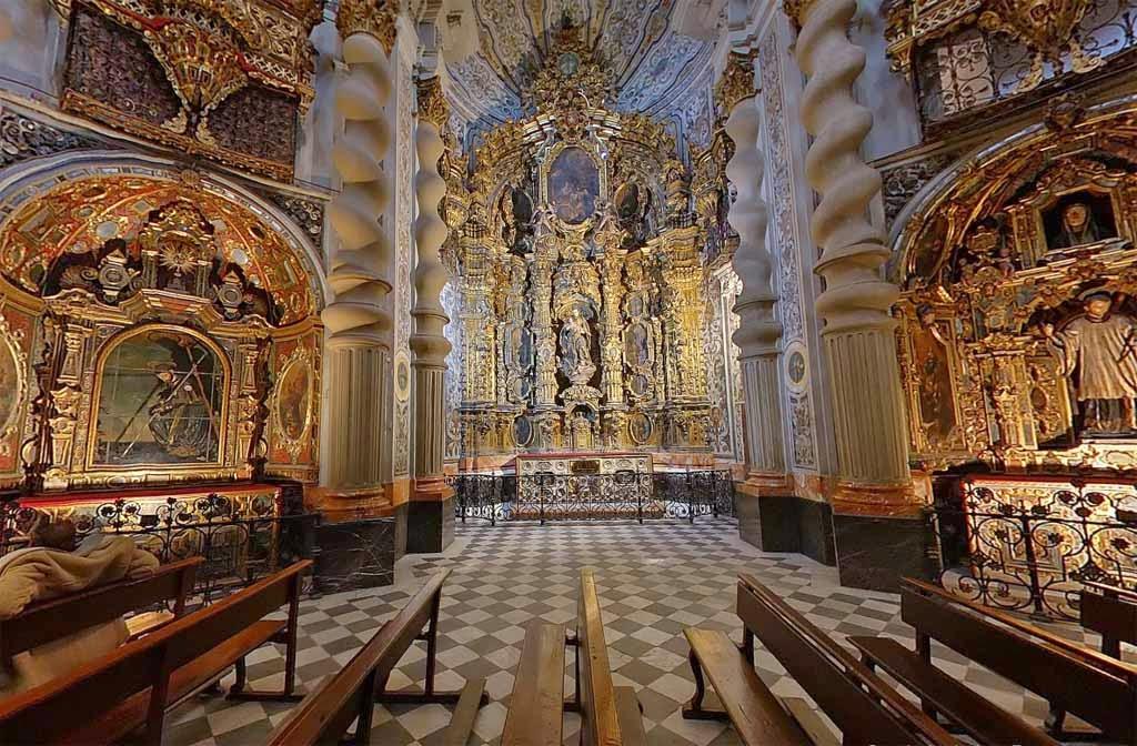 San Luis de los Franceses Sevilla