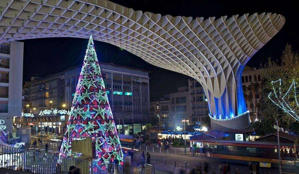 Esta Navidad tendremos más calles iluminadas