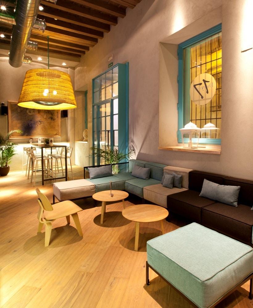 Bar 17 Hotel Doña María Sevilla