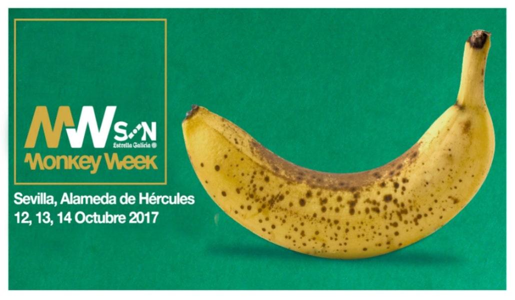 Monkey Week: el festival que se vive en la Alameda de Hércules