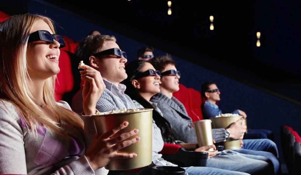 Cómo ir al cine a buen precio cuando no sea la Fiesta del Cine