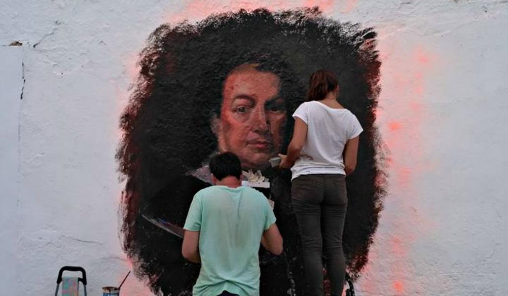 Pilas, el pueblo sevillano que convierte sus calles en arte