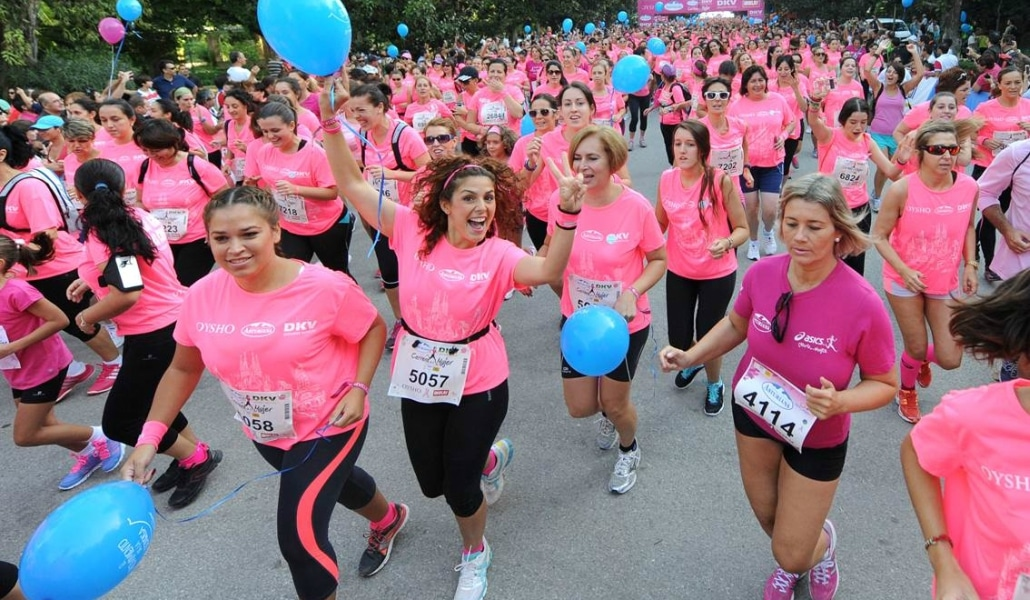La Carrera de la Mujer consigue récord de participación