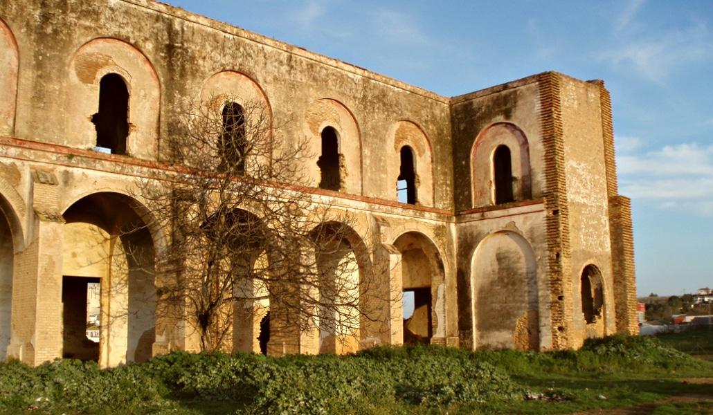 Los fantasmas del monasterio abandonado de Carmona