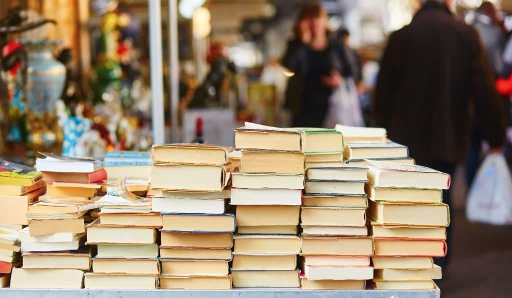 4 Librerías especializadas de Sevilla