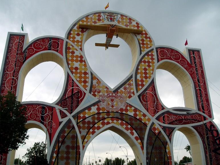 portada Feria Abril Sevilla