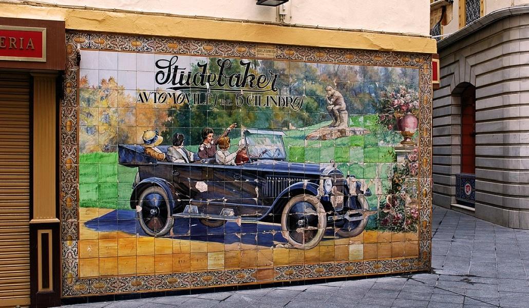 La calle Tetuán es una de las más caras de España