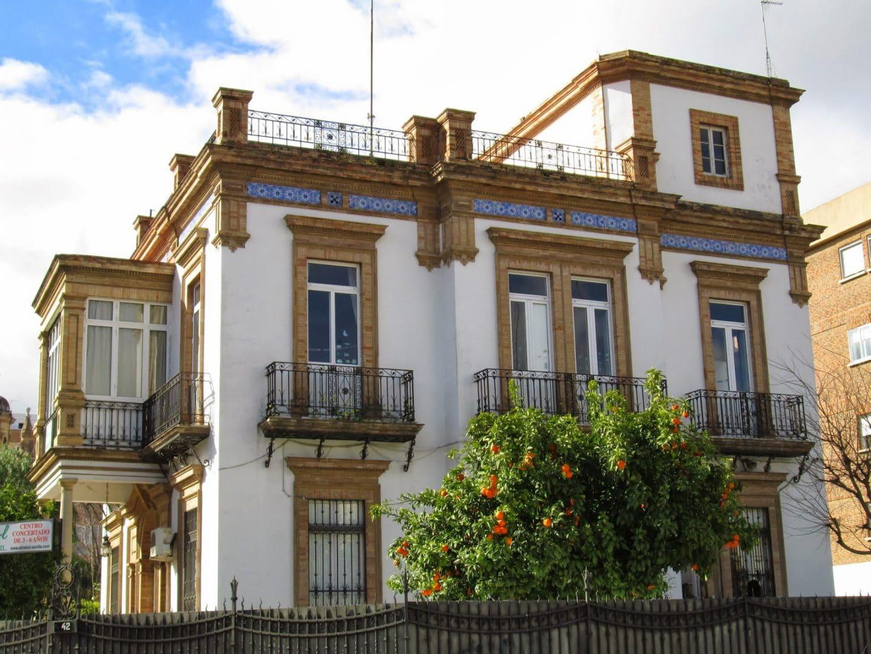 Villa Trinidad Sevilla