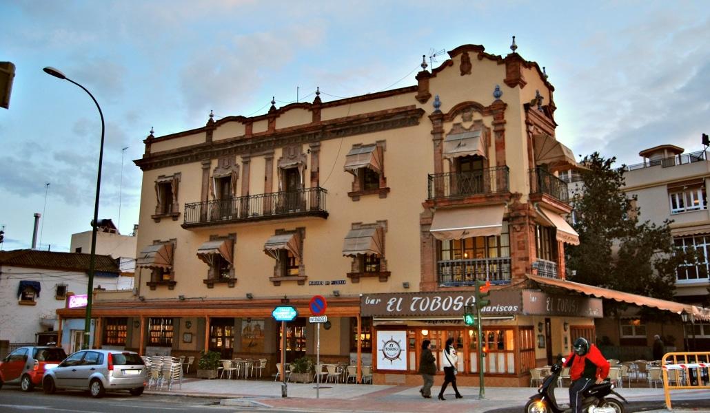 7 Edificios regionalistas del barrio de Nervión