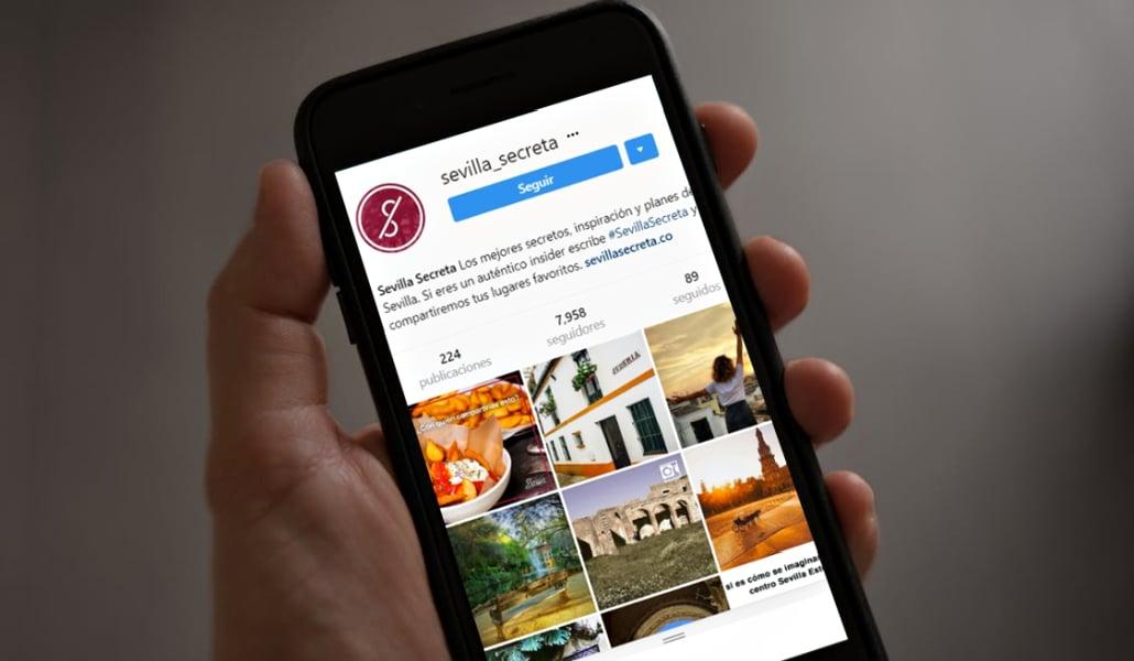 10 Cuentas de Instagram para enamorarte (más) de Sevilla