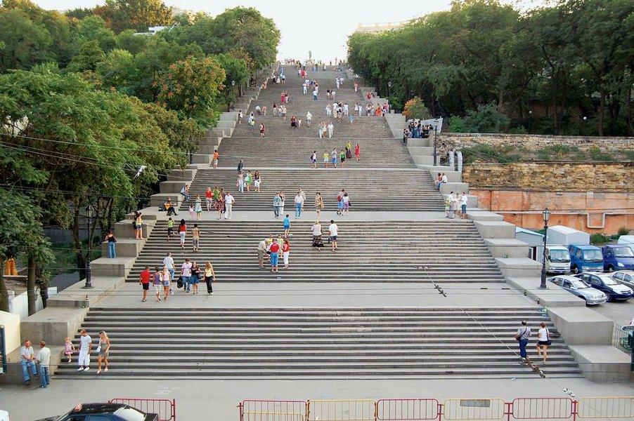 Escaleras de Odessa