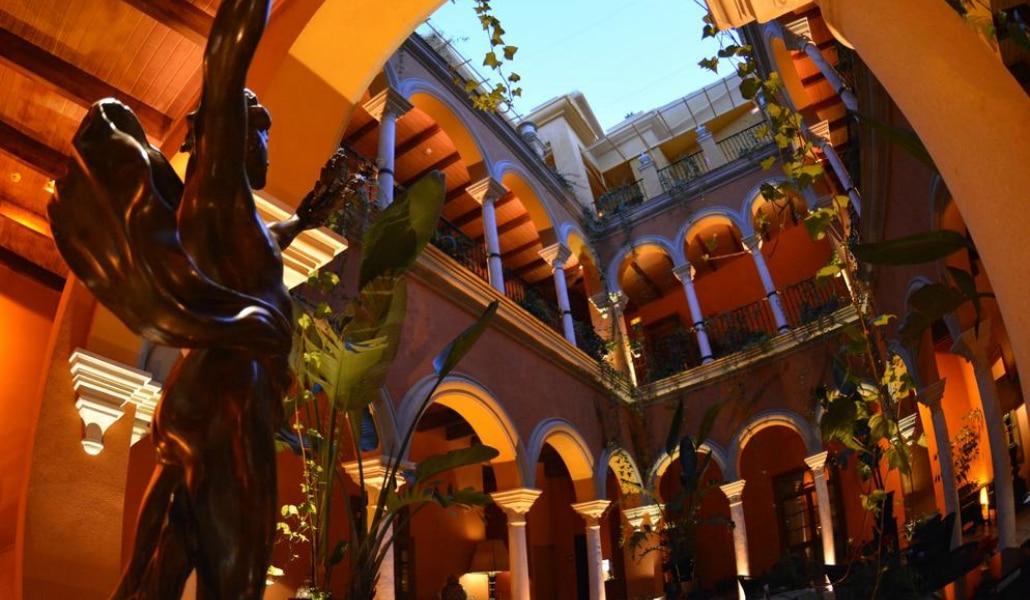 10 hoteles de Sevilla que merecen una visita turística