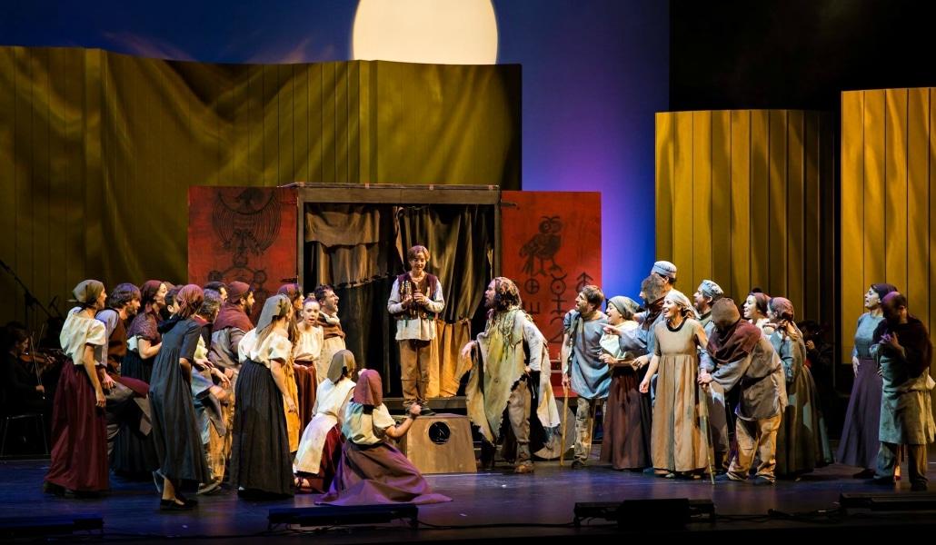 Este miércoles se estrena en Sevilla el musical 'El médico' a nivel mundial