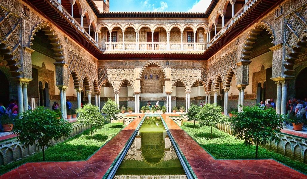 Tenemos la programación especial de Navidad del Real Alcázar