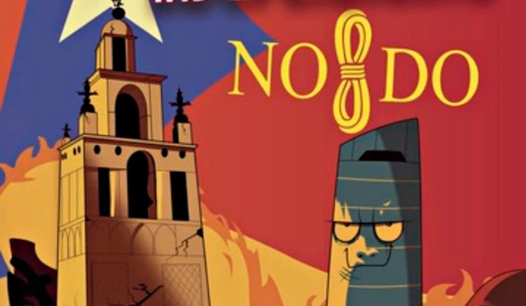Capitán Adobo presenta su nueva novela, 'Misión Sevilla Independiente'