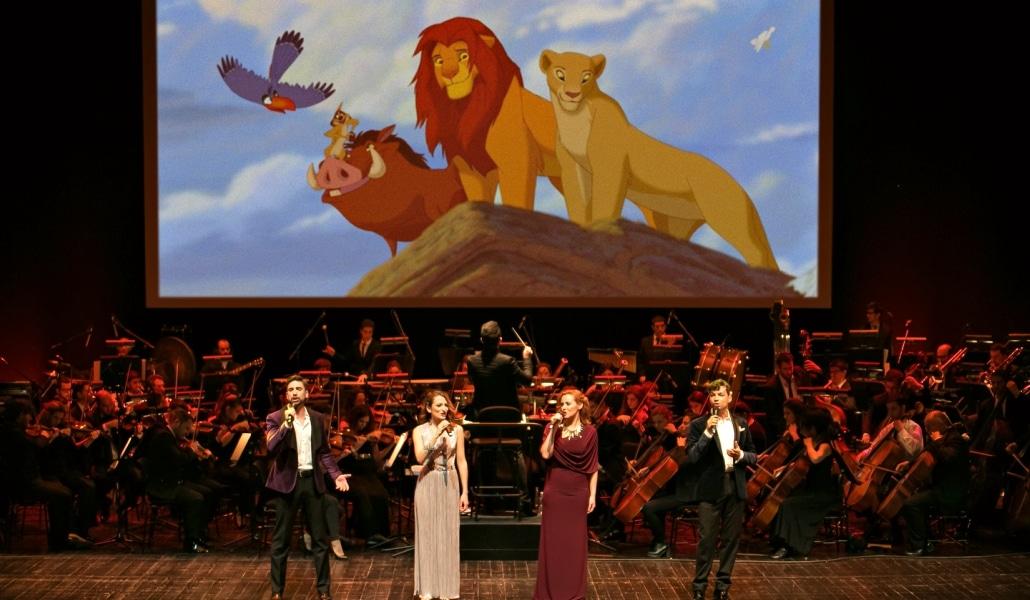Disney in concert: la música de tu infancia llega a Sevilla
