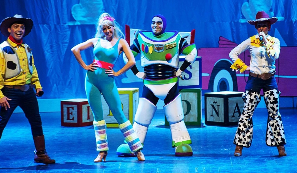 Llega a Sevilla 'Toy Musical: The Story'