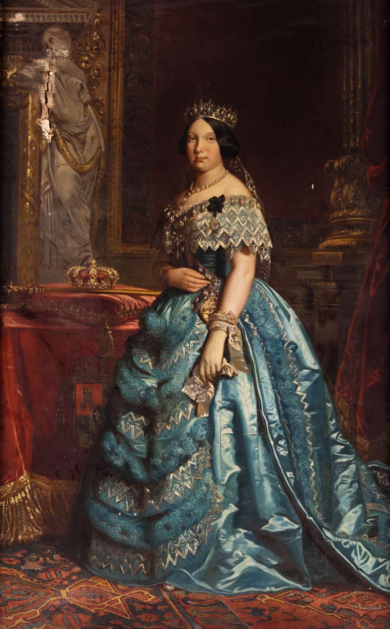 Isabel_II_de_España