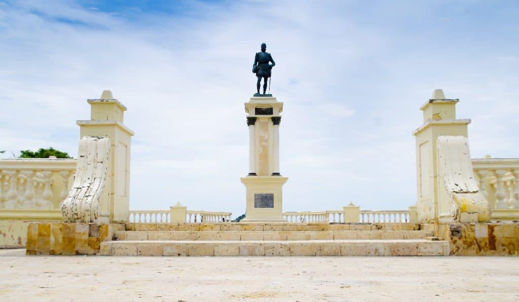 Rodrigo de Bastidas, el Colón de Triana que fundó una ciudad