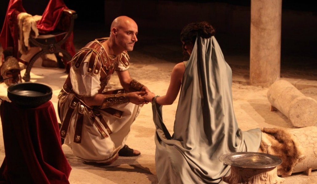 'Poncio Pilato' volverá al Antiquarium en Cuaresma