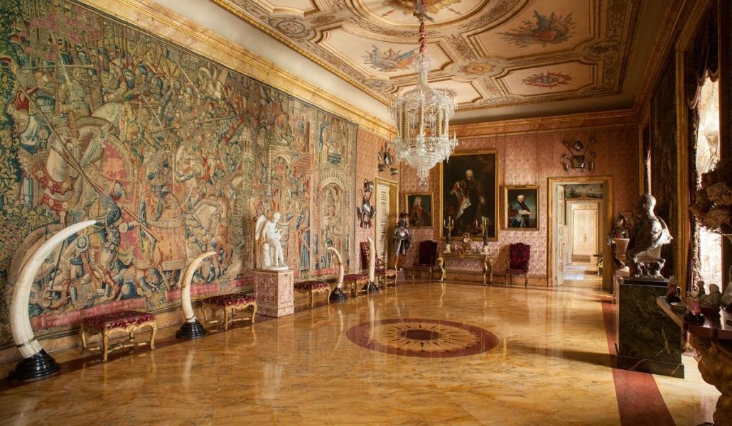 Sevilla inaugura una ruta por sus mejores casas palacio
