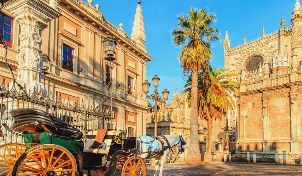 Sevilla vive la mejor época de esplendor turístico desde la Expo'92