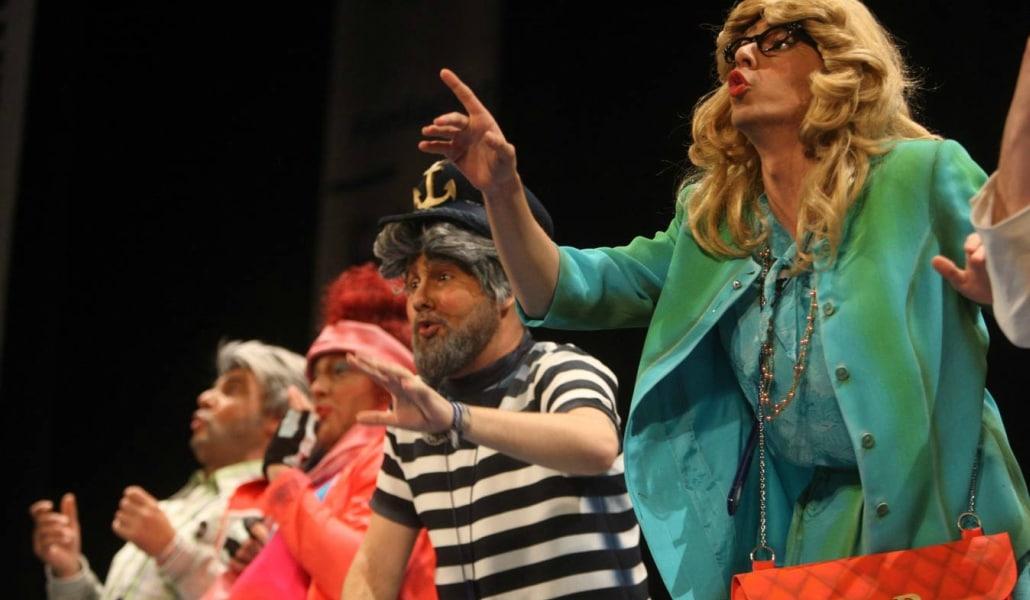 La provincia de Sevilla organiza un concurso de carnaval «para sevillanos»